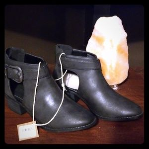 Booties - black from American eagle